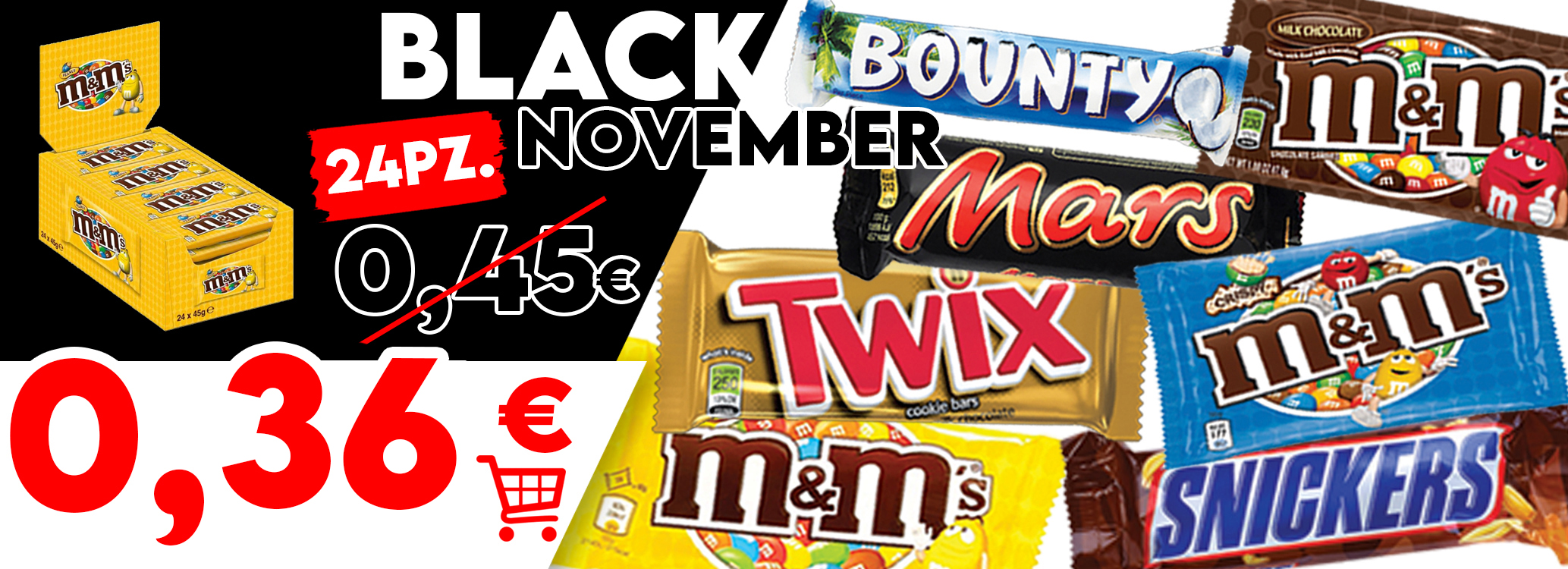 BLACK FRIDAY MARS