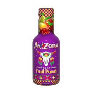 5346 - ARIZONA FRUIT PUNCH DRINK ML.500