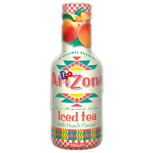 ARIZONA ICED TEA ALLA PESCA ML.500