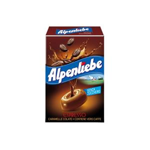 128 - ASTUCCIO ALPENLIEBE CAFFE' PZ.20