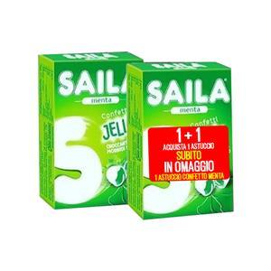 5961 - Astuccio Saila Jelly Menta Pz.8 + 8 Omaggio