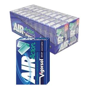 Astuccio Vigorsol Air Action Pz. 20