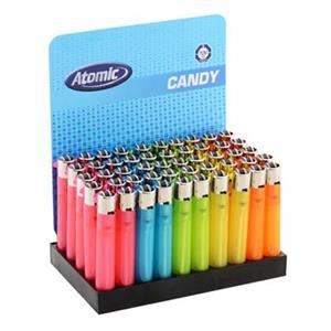 6356 - Accendini Atomic Candy Pz.50