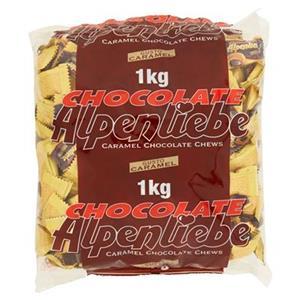24 - Alpenliebe Chocolate Busta Kg.1