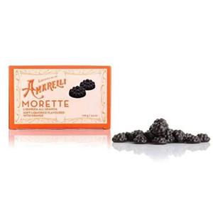 Amarelli Morette Arancia Gr.100 Pz.10