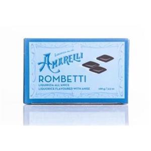 3874 - Amarelli Rombetti Anice Gr.100 Pz.10