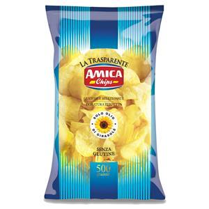 Amica Chips Patatina Classica  Gr.500 Pz.5