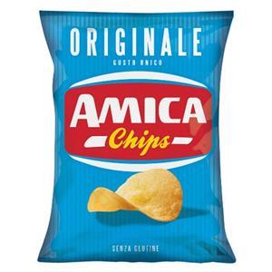 Amica Chips Patatine Original Gr.25 Pz.28