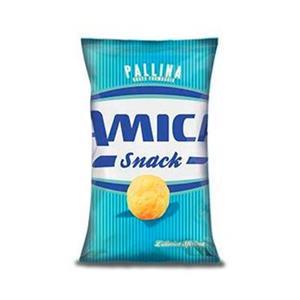 Amica Chips Snack Pallina Formaggio Gr.50 Pz.24
