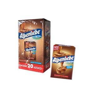 5721 - Astuccio Alpenliebe Chococaramel Pz.20