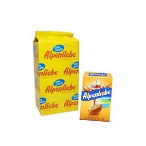 2183 - Astuccio Alpenliebe Latte Pz.20