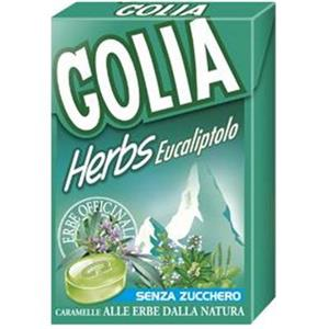 Astuccio Golia Herbs Eucaliptolo Pz.20