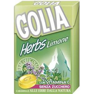 2392 - Astuccio Golia Herbs Lemon Pz.20