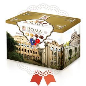 BISCOTTIERA LATTA ROMA GR.907
