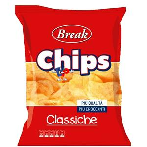 BR. CHIPS CLASSICA GR.135 PZ.20