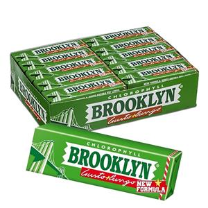 1237 -  Brooklyn Clorofilla Pz.20