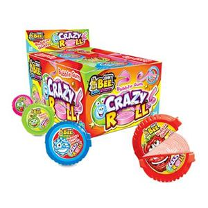 6029 - Bubble Gum Crazy Roll Gr.18 Pz.24