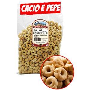 BUSTA TARALLI CACIO PEPE KG.1