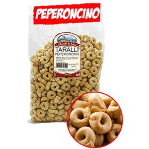 BUSTA TARALLI PEPERONCINO KG.1