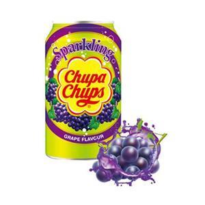 6619 - Bevanda Chupa Chups Grape Ml.345