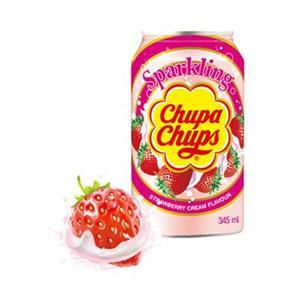 6621 - Bevanda Chupa Chups Strawberry Ml.345