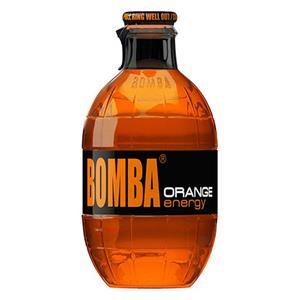 6458 - Bomba Energy Drink Arancia Ml.250 PZ.12