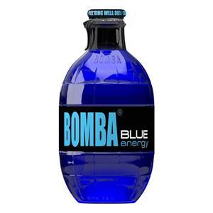 6454 - Bomba Energy Drink Blue Mora Ml.250 PZ.12