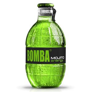 6457 - Bomba Energy Drink Mojito Ml.250 PZ.12