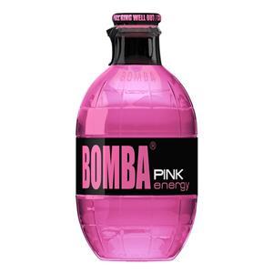6459 - Bomba Energy Drink Pink Pompelmo Rosa Ml.250 PZ.12