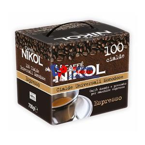 CAFFE NIKOL CIALDE CIALDE MONODOSE PZ.100