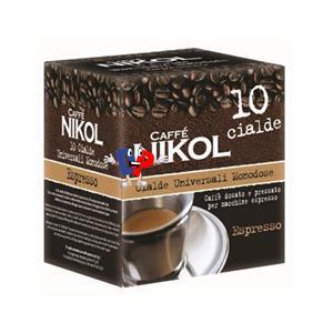 4907 - CAFFE NIKOL CIALDE ESPRESSO PZ.10