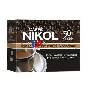 CAFFE NIKOL CIALDE MONODOSE PZ.50