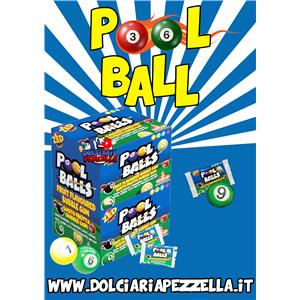 CASA DEL DOLCE POOLS BALLS PZ.200