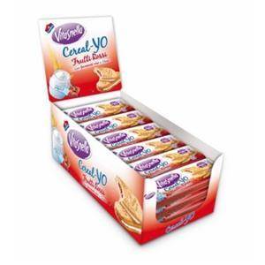 Cereal Yo Frutti Rossi Gr.51 Pz.18