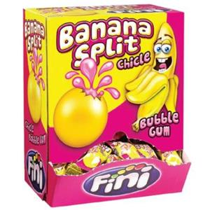 1351 - CHICLE BANANA SPLIT PZ.200