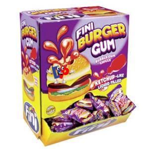 1020 - CHICLE BURGER GUM PZ.200
