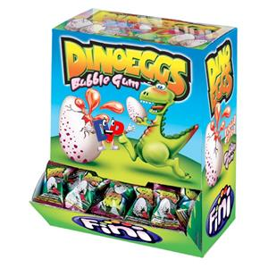 2281 - CHICLE DINOSAURO PZ.200