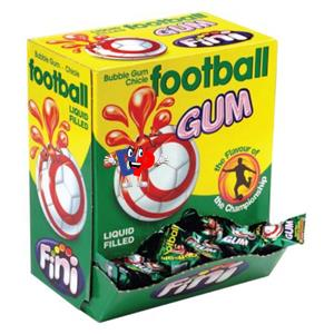 CHICLE FOOTBALL PZ.200