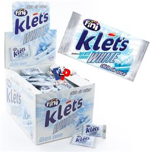 CHICLE KLETS WHITE S.Z. PZ.200