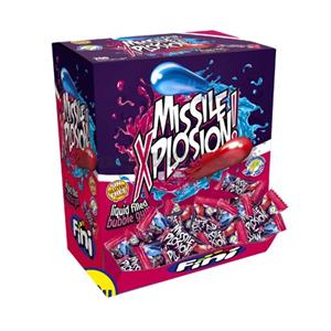CHICLE MISSILE XPLOSIONS PZ.200