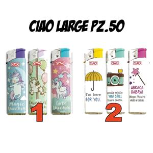 4641 - CIAO PIEZO LARGE PZ.50