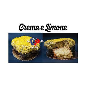COLOMBA CREMA LIMONE KG.1