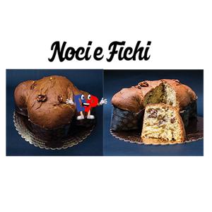 COLOMBA NOCI E FICHI KG.1