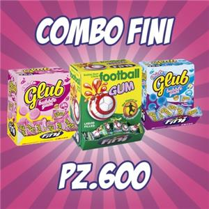 5655 -  COMBO FINI PZ.600 COMPOSTA DA: