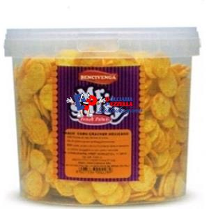 1192 - CORN CRACKERS MEXICANO KG.1