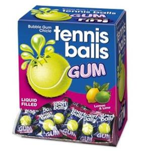 Chicle Tennis Gr.5,5 Pz.200
