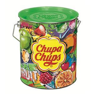 6605 - Chupa Chups Latta Frutta Mista Gr.12  Pz.150