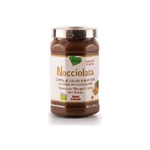 6535 - Confettura Rigoni Di Asiago Cacao e Nocciola Bio Gr.830