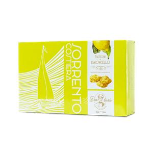 6153 - Confezione Pasticcini Al Limoncello Di Sorrento Gr.200