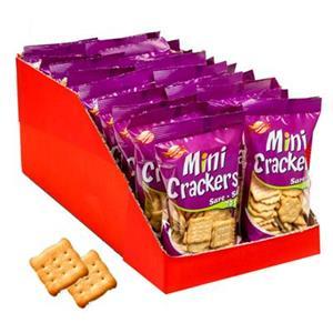 Crackers Salati Gr.70 Pz.20